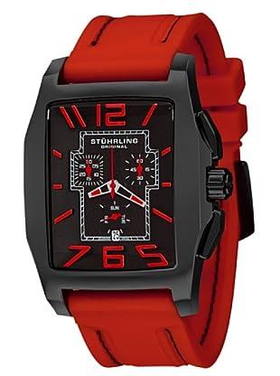 STÜRLING ORIGINAL 204A.3356H64 - Reloj de Caballero movimiento de cuarzo con correa de silicona