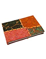 R S Jewels Handmade Paper Patchwork Diary Notbook DRY-0218