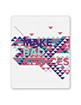 PosterGuy Make Bad Choices Motivational Mouse Pad