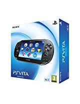Sony PlayStation Vita 3G Portable Handheld Console with 4GB Memory Card (Free Game: Little Big Planet)