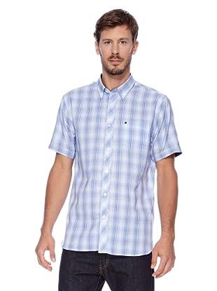 Redgreen Camisa Comfort (Azul Claro / Azul Oscuro)
