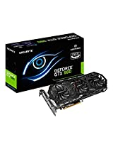 Gigabyte GTX980 WindForce 3X - PCI Express Card (4GB GDDR5, 256Bit, Base (1127MHz), Boost (1216 Mhz))