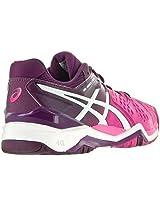 Asics Gel-resolution® 6 Women's Hot Pink/white/purple*