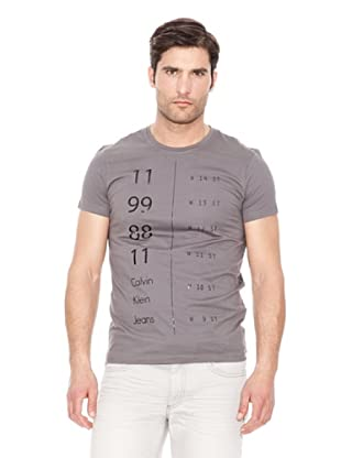 Calvin Klein Jeans 11 M / C (Gris)