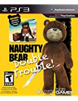Naughty Bear - Double Trouble (PS3)