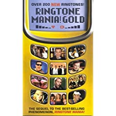 Ringtone Mania!: Gold (Ringtone series)