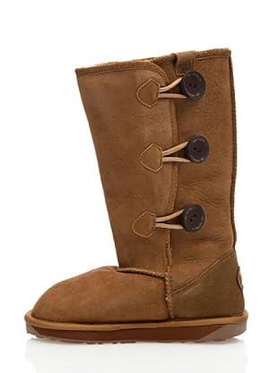 Emu Coombell Hi W10547 - Botas para mujer (Beige)