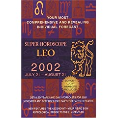 Super Horoscopes 2002: Leo
