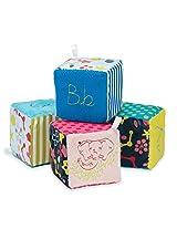 Manhattan Toy Savanna Soft Blocks Activity Set