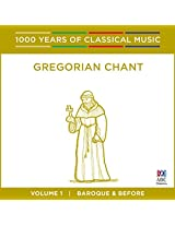 Various: Gregorian Chant