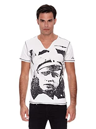 Pepe Jeans London Camiseta Bubble (Blanco)