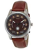Timex Fashion Analog Multi-Color Dial Men's Watch - TI000V10100