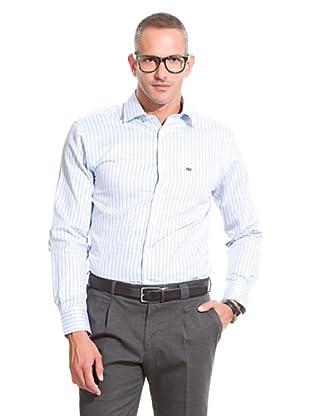 Pedro del Hierro Camisa Non Iron Vestir (Azul)