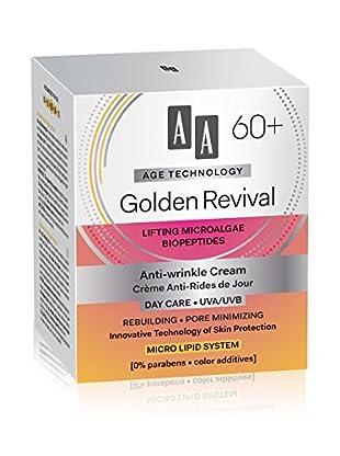 AA Cosmetics Tagescreme Age Technology Golden Revival 60+ 50 ml, Preis/100 ml: 29.9 EUR