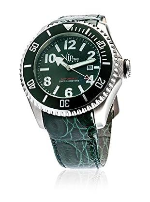 Vip Time Italy Uhr mit Japanischem Automatikuhrwerk VP5037GR_GR grün 50  mm
