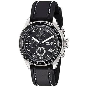 Fossil Decker CH2573 Men's Watch-Black