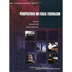 Perspectives on Fiscal Federalism (Wbi Learning Resources Series)