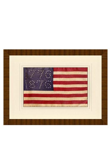 Reproduction of Centennial American Flag Circa 1876, 24