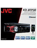 JVC KD-BTP30 Single DIN CD/MP3/WMA Receiver