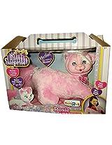 Puppy Surprise Kitty Surprise Pink Rosie & Her Kittens Plush