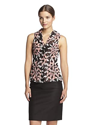 Byron Lars Women's Printed Top (Mothra)