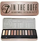 W7 Cosmetics In the Buff-Natural Nudes Eye Shadow Palette