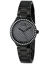 Stuhrling Original Analog Black Dial Women's Watch - 683.02