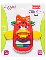 Funskool Clik Clak Duck