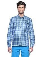 Salewa Camisa Therma Pl M (Azul)