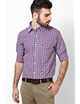 Blue Casual Shirt Allen Solly