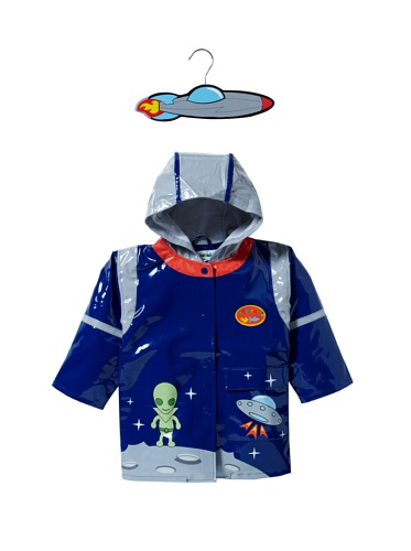 Kidorable Space Hero Raincoat (Blue)