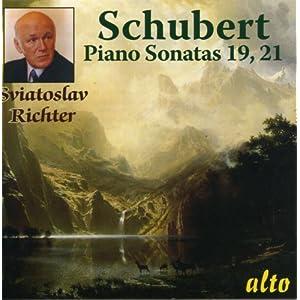 【クリックでお店のこの商品のページへ】Schubert:Piano Sonatas 19,21 [CD, Import]