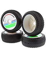 Kyosho 1/8 Inferno Mp9 Tki3 Rs * Dish Wheels & High Traction Tires, Foam, Decals