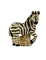 Rinconada Zebra Ltd. Ed.2000, Large Wildlife Figurine