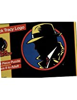 Walt Disney - Dick Tracy 500 Piece Puzzle - Dick Tracy Logo
