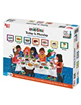 Eric Carle Games and Puzzles System - Today is Monday