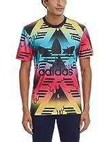 adidas Men's Polyester Shirt