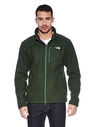Th North Face Giacca M Zermatt Full Zip (Verde)