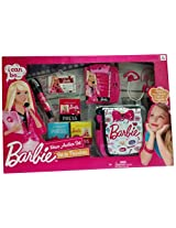 Barbie News Anchor Big Box Set, Multi Color