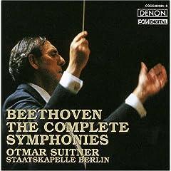国内盤 オトマール・スウィトナー ベートーヴェン:交響曲全集のAmazonの商品頁を開く