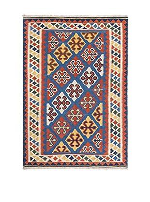 NAVAEI & CO. Teppich mehrfarbig 212 x 150 cm
