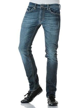 Diesel Pantalón Vaquero Thavar (Azul)