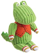 "Monkeez ""Oscar"" Mini Green Alligator Plush"
