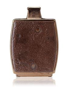 Mercana Burlen Vase (Brown)
