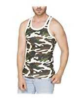 Clifton Mens Cotton Vest (Aaa00017656 _off White _Xx-Large)