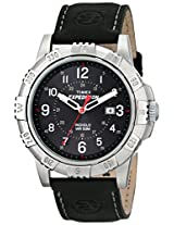 Timex Expedition Analog Black Dial Men's Watch - T49988