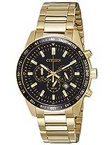 Citizen Analog Black Dial Men's Watch - AN8072-58E