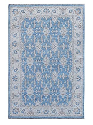 Kalaty One-of-a-Kind Pak Rug, Blue, 4' 1