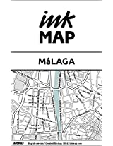 Málaga Inkmap - maps for eReaders, sightseeing, museums, going out, hotels (English)