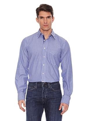 Hackett Camisa Rayas (Marino / Blanco)